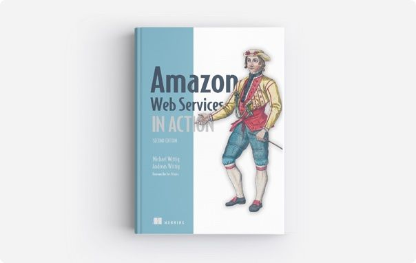 Our book: Amazon Web Services in Action